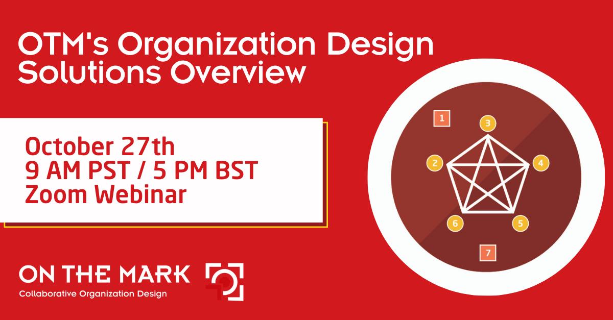 Organization Design solutions